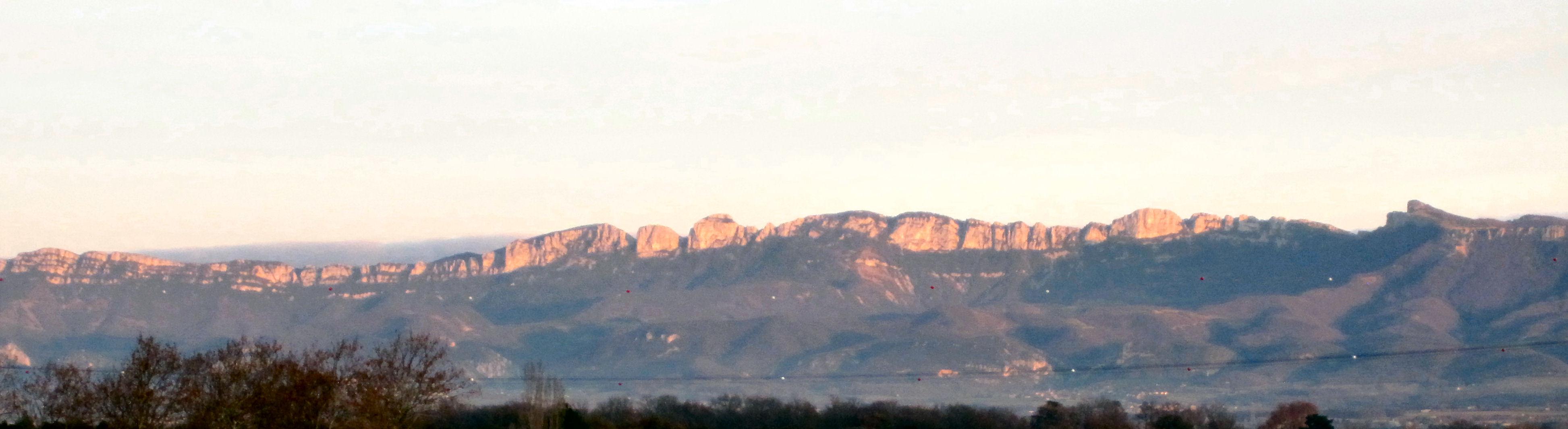 Les Monts du matins